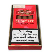 Handelsgold Flavoured Cigarillos Bright Red (Strawberry) – Pack of 5